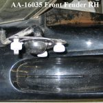 AA-16035 RH Welled Front Fender