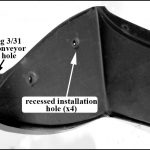 A-16537-B Front Shield Bracket