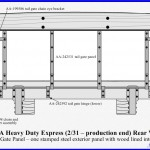 Rear View - 242-A HD Express